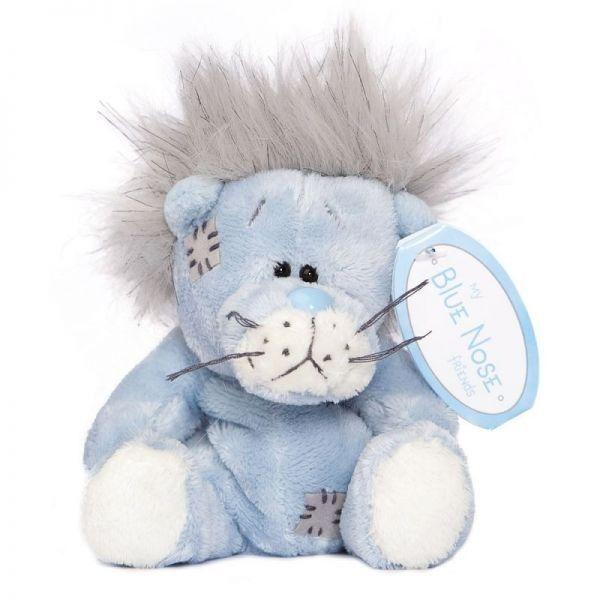 CARTE BLANCHE - My blue nose - Lev 10 cm plyšový