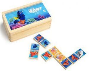 Dřevěné domino - Hledá se Dory