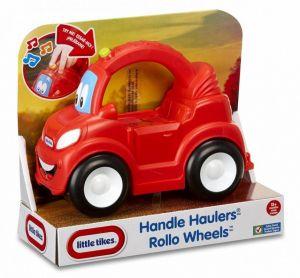 Little Tikes Handle Haulers - červené auto