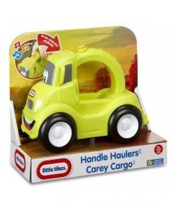 Little Tikes Handle Haulers - žlutozelené auto