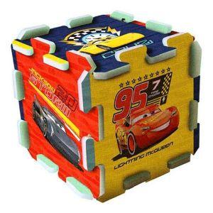 Pěnové puzzle - koberec - CARS - Auta 3