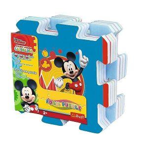 Pěnové puzzle - koberec - Mickey  Mouse