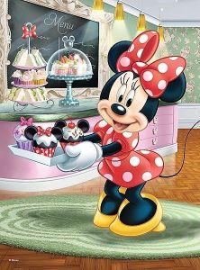 TREFL 20 dílků mini-MAXI - Minnie Mouse 21021