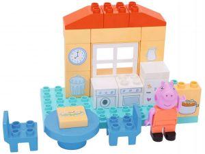 BIG - PlayBig Bloxx - Peppa Pig - základní sada - Máma v kuchyni