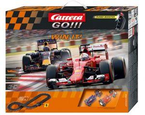 Carrera GO !!!   Win It!  Závodní dráha  62392