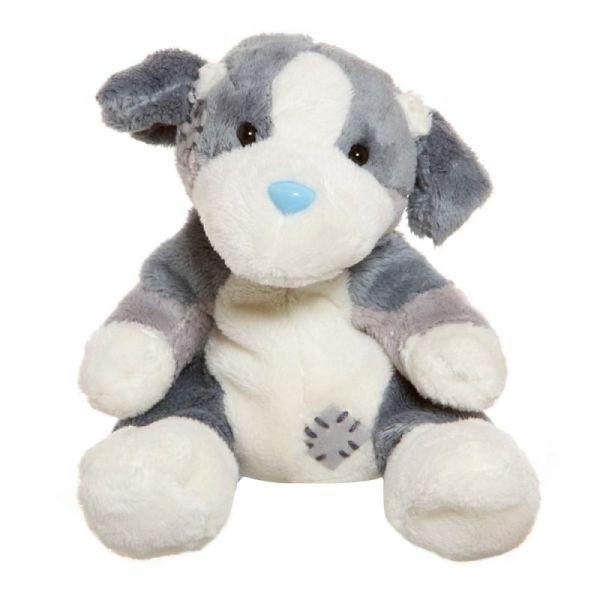CARTE BLANCHE - My blue nose - Ovčácký pes 10 cm plyšový