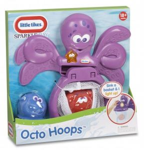 Little Tikes  Ocean Explorers  -  Chobotnice - vodní basketbal