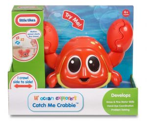Little Tikes Ocean Explorers - krab Kája