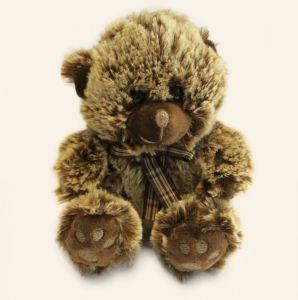 My Sweety - 15 cm plyšák - medvídek  hnědý