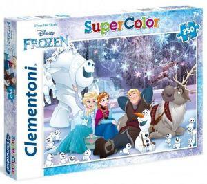 Puzzle Clementoni 250 dílků  - Frozen  29741