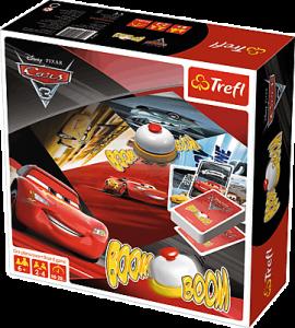 TREFL Hra  -  Boom Boom  ( Cink ) - CARS - AUTA 3  01491