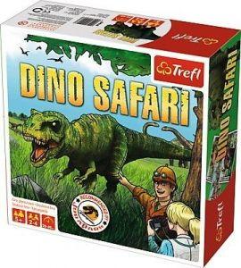 Trefl hra - Dino Safari  01047