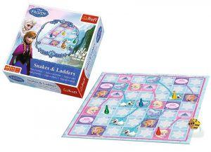 Trefl hra  - Hadi a žebříky -  Ledové království - Frozen  01206