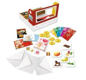 Trefl hra - Pošta a obchod 2v1   01271