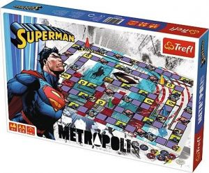 Trefl hra - Superman Metropolis  01357
