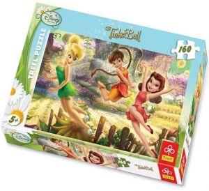 160 dílků - Víly  -  puzzle   Trefl