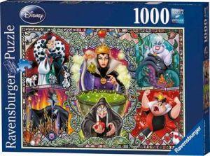 1000 dílků  Čarodějky -   puzzle Ravensburger