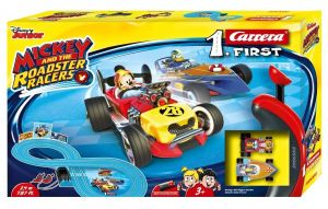 Carrera FIRST  autodráha - Mickey Racers 63012