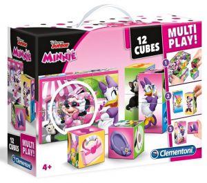 Clementoni - multi-play kostky - Minnie  Mouse   41506