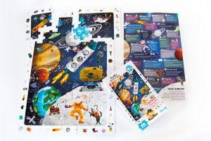 CzuCzu Puzzle Vesmír 60 dílků