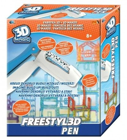 EP Line 3D Magic - Freestyl3D Pen Epee a EP Line