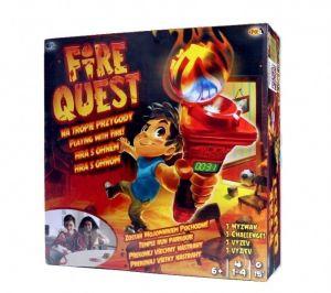 Ep Line - Hra s ohněm - Fire Quest