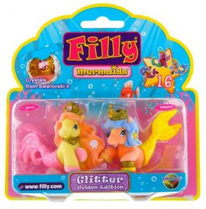 Filly Mermaid - sada 2 figurek - Suzy + Calypso