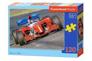 Puzzle Castorland 120 dílků - Formule 1     13364