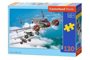 Puzzle Castorland 120 dílků - Letadla    13371