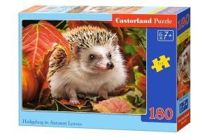 Puzzle Castorland 180 dílků - Ježek   018338