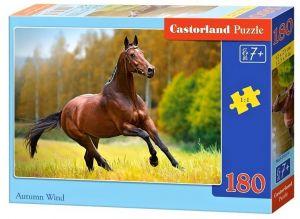 Puzzle Castorland 180 dílků - Kůň   018314