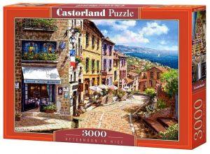 Puzzle Castorland 3000 dílků  - odpoledne v Nice   300471
