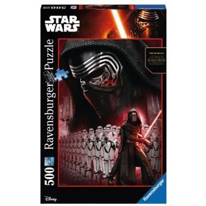 puzzle Ravensburger  500 dílků - Star Wars VII   146772