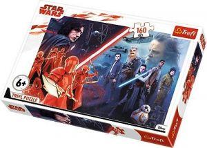 Puzzle Trefl 160 dílků - Star Wars VIII  15340