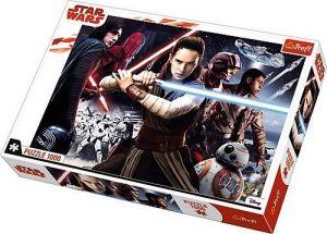 TREFL Puzzle 1000 dílků  Star Wars  VIII - Síla je s Tebou 10444