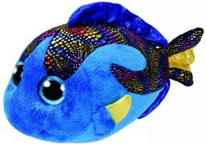 TY Beanie Boos - Aqua - modrá rybka  37149  - 24 cm plyšák