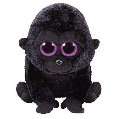 Ty Beanie Boos Gorila George 37144 24 Cm Ply 225 K Ty Inc
