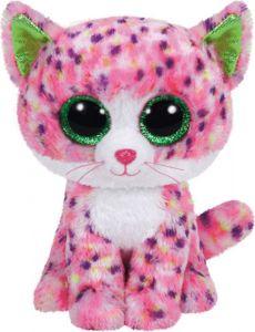 TY Beanie Boos - Sophie - růžová kočička   37054 - 24 cm plyšák