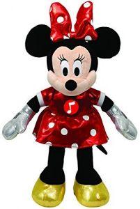 TY plyšák 20cm - Minnie  Mouse se zvukem  41071