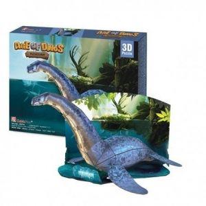 3D puzzle CubicFun Plesiosaurus  20671