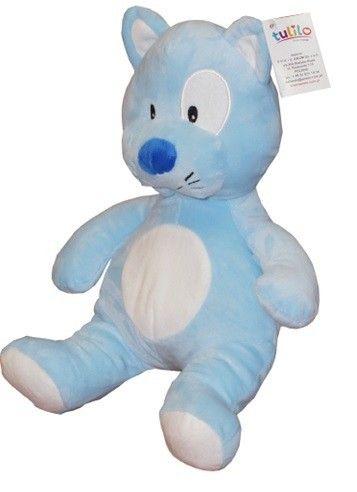 AXIOM - kocourek Lars 25 cm modrý 4776a