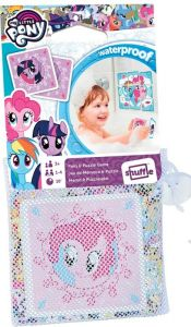 Cartamundi - karty do vody - Pexeso + puzzle 9 d.  My Little Pony