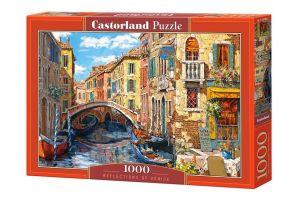 Puzzle Castorland  1000 dílků -  Benátky  103683