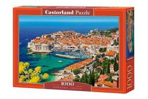 Puzzle Castorland  1000 dílků -  Dubrovník Chorvatsko   103720