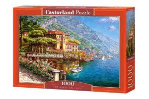 Puzzle Castorland  1000 dílků -  Opatství Bellagio  103676