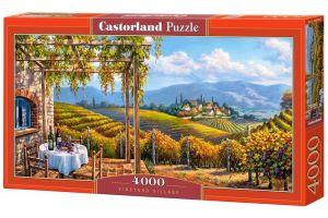 Puzzle  Castorland  4000 dílků - Vinohrad    400249