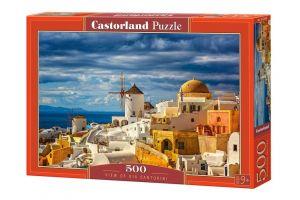 Puzzle Castorland 500 dílků -   Santorini    52905