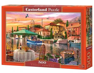 Puzzle Castorland 500 dílků -   Východ slunce   52912