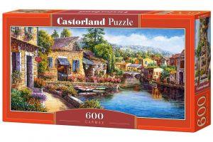 Puzzle Castorland 600 dílků panorama  -   Carmax   060177