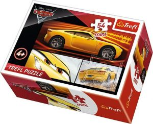 Puzzle mini 54 d - Trefl - Cars 3 19582
